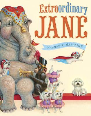 Extraordinary Jane by Hannah E. Harrison