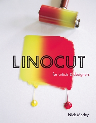 Linocut for Artists & Designers Cover Image