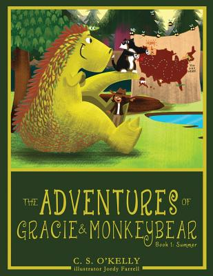 Cover for The Adventures of Gracie and MonkeyBear