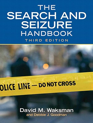 The Search and Seizure Handbook Cover