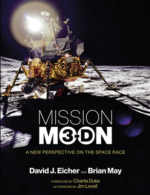 Mission Moon 3-D: A New Perspective on the Space Race Cover Image