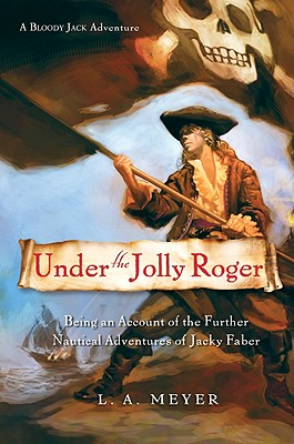 Under the Jolly Roger Cover