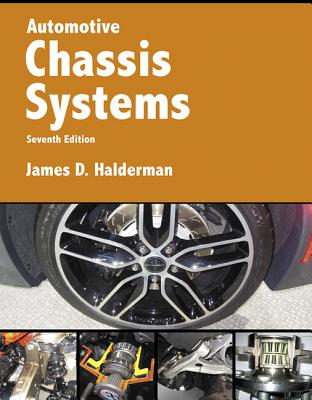 Automotive Chassis Systems Cover Image