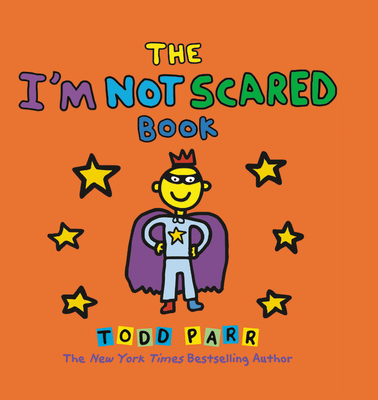 The I'm Not Scared Book Cover