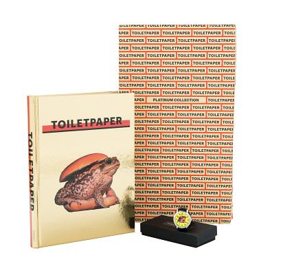 Maurizio Cattelan & Pierpaolo Ferrari: Toilet Paper Volume II Platinum Collection Cover Image