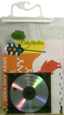 Snowy Day, the (1 Paperback/1 CD) [With Paperback] (Live Oak Readalongs) Cover Image