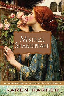 Mistress Shakespeare Cover