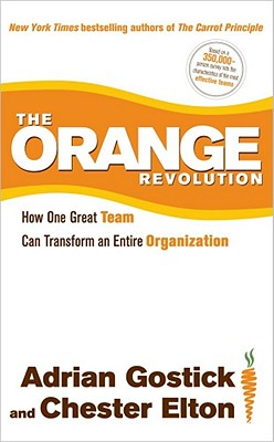 The Orange Revolution Cover