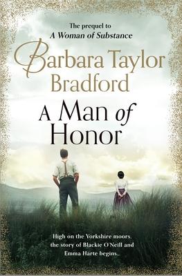 A Man of Honor (Harte Family Saga) Cover Image