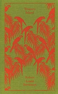 Treasure Island (Penguin Clothbound Classics) Cover Image