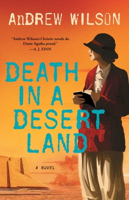Death in a Desert Land: A Novel Cover Image