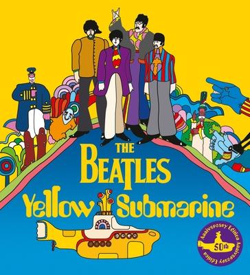 Yellow Submarine Cover Image
