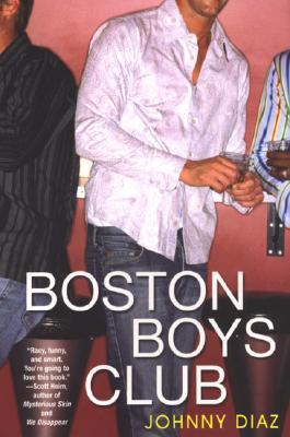 Boston Boys Club Cover Image