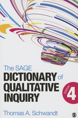 The Sage Dictionary of Qualitative Inquiry Cover Image