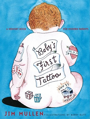 Baby's First Tattoo Cover