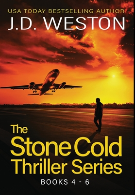 The Stone Cold Thriller Series Books 4 - 6: A Collection of British Action Thrillers Cover Image