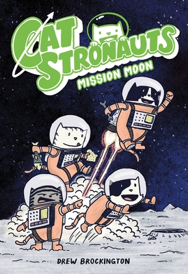 CatStronauts: Mission Moon Cover Image