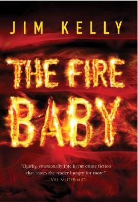 The Fire Baby Cover
