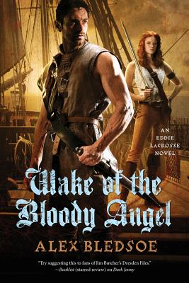 Cover for Wake of the Bloody Angel