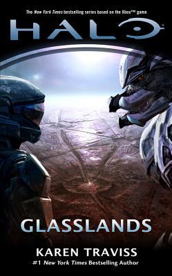 Halo: Glasslands Cover Image