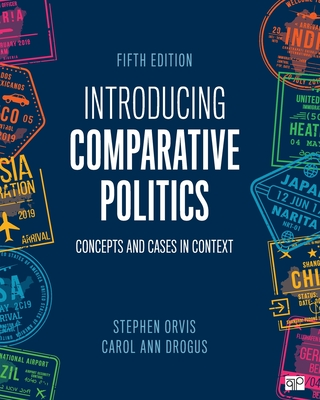 Introducing Comparative Politics: Concepts and Cases in Context Cover Image