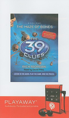 The Maze of Bones (39 Clues #1) Cover Image
