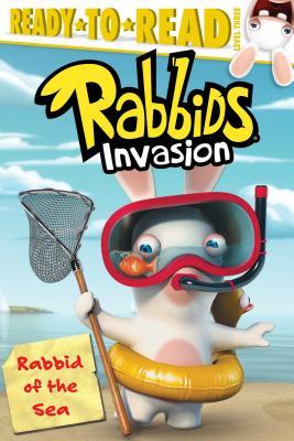 Cover for Rabbid of the Sea (Rabbids Invasion)