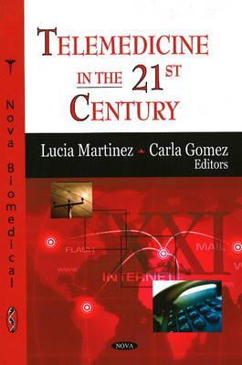 Telemedicine in the 21st Centu Cover Image
