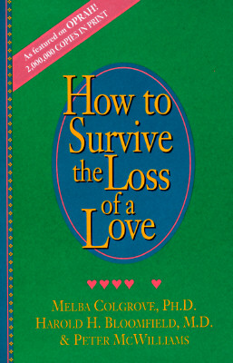 How to Survive the Loss of a Love Cover Image