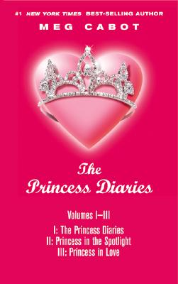 The Princess Diaries, Volumes I-III Cover