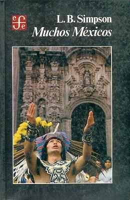 Muchos Mexicos (Historia) Cover Image