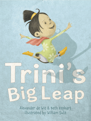 Trini's Big Leap Cover Image