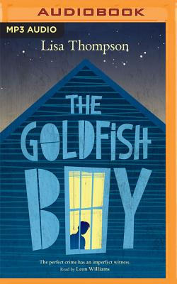 The Goldfish Boy Cover Image
