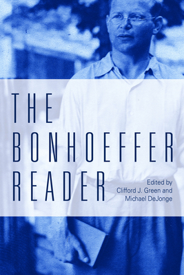 The Bonhoeffer Reader Cover
