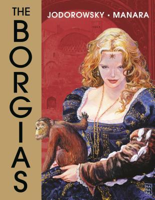 The Borgias Cover Image