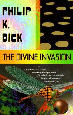 The Divine Invasion Cover