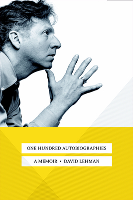 One Hundred Autobiographies: A Memoir Cover Image