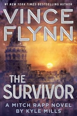 The Survivor (A Mitch Rapp Novel #12) Cover Image