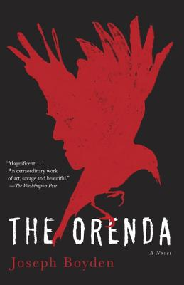 The Orenda Cover Image