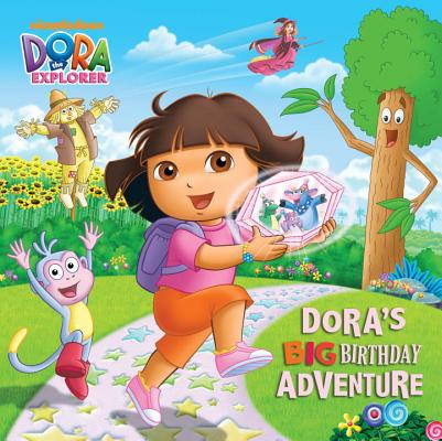 Dora's Big Birthday Adventure (Dora the Explorer) Cover