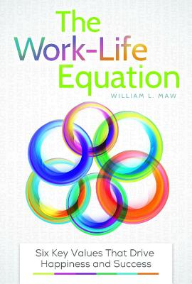 The Work-Life Equation Cover