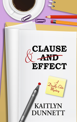 Cover for Clause & Effect