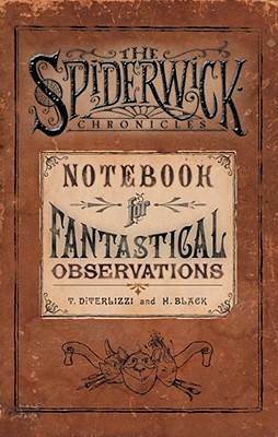 Notebook for Fantastical Observations Cover