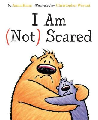 Cover for I Am Not Scared