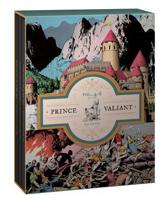 Prince Valiant Vols. 4-6: Gift Box Set Cover Image