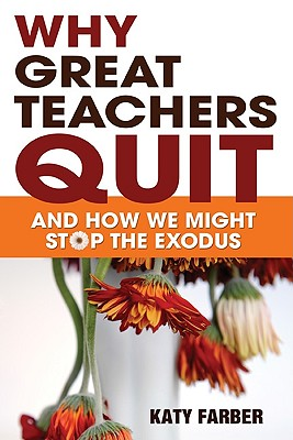 Why Great Teachers Quit Cover