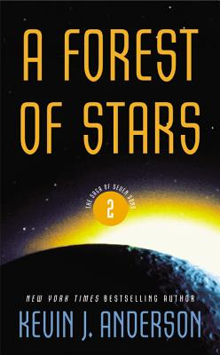 A Forest of Stars (The Saga of Seven Suns #2) Cover Image