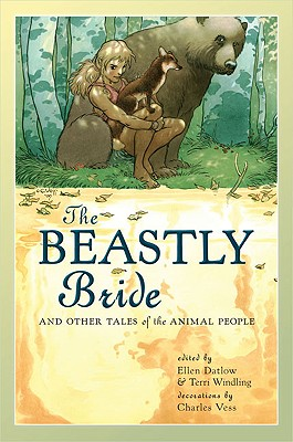 The Beastly Bride Cover