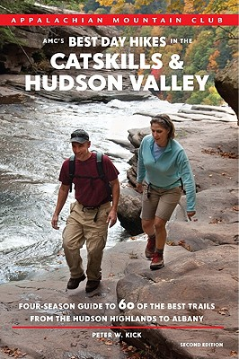 AMC's Best Day Hikes in the Catskills & Hudson Valley Cover