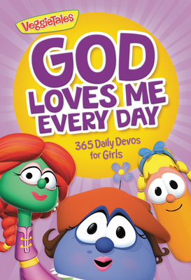 Cover for God Loves Me Every Day